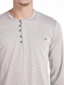 Longsleeve Shirt Billy Grijs