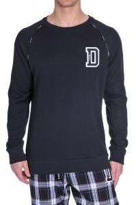 Diesel Max Sweatshirt Zwart