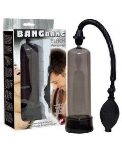 Penispomp Bang Bang - Zwart Kopen