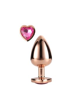 Rose Buttplug Gleaming - L