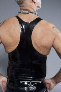 Mister B Rubber Muscle Shirt