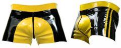 Mister B Shorts Yellow Saddle