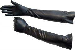 Mister B Rubber Gloves Ellebooglengte