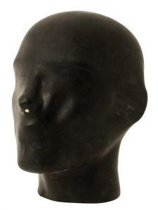 Mister B Thick Rubber Anartical Hood met neusopening
