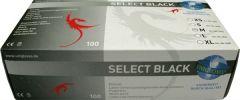 Mister B Black Surgical Gloves 100 stuks