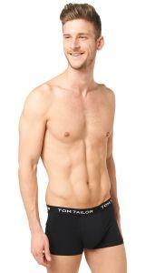 Tom Tailor Multipack Boxershorts Black
