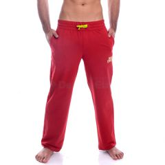 Private Structure Long Pants Maroon