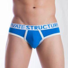 Private Structure Spectrum Slip Blue