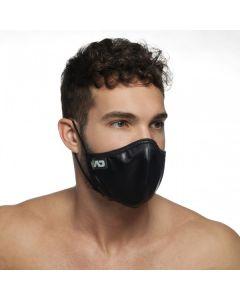 Addicted Shiny Mask Mondmasker - Zwart
