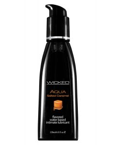 Aqua Salted Caramel Waterbasis Glijmiddel 120 ml