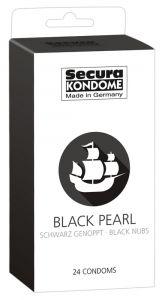 Black Pearl Condooms Secura - 24 Stuks