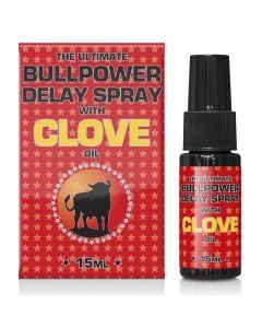 Bull Power Clove Delay Spray*