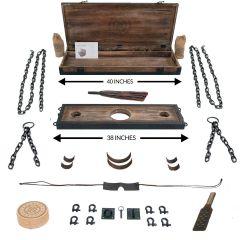 Complete BDSM Pillory Set