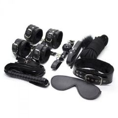 Complete Bondage Kit - Zwart