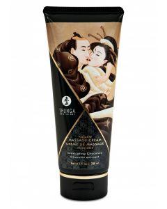 Eetbare Massagecrème - Chocolade*
