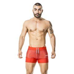 GIGO Mesh Shorts - Rood