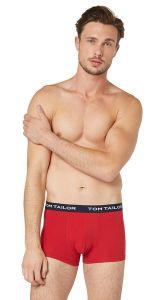 Tom Tailor Multipack Boxershorts Red-Melange