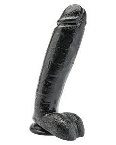 Get Real Realistische Dildo 27 cm Zwart