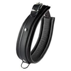Zwarte Halsband 5 cm
