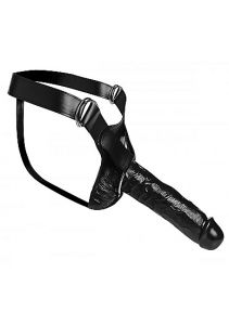 Infiltrator Hollow Strap On  10 Inch