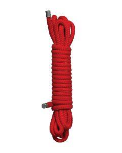Japanese Rope - 10m - Rood*