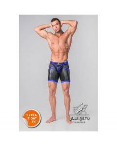Maskulo Youngero Generation Y Shorts - Blauw