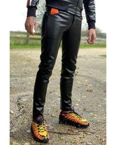 Mr Riegillio MR 5 Pockets Broek Zwart