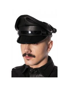 Prowler RED Military Cap Black