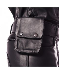 Prowler RED Leather Wallet Black