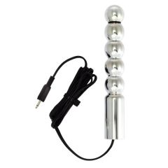 Rimba Electro Sex Five Bullet Dildo Bi-Polair 160 mm