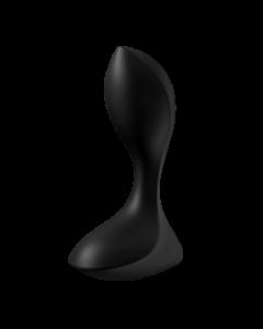 Satisfyer Vibrerende Plug Backdoor Lover - Zwart