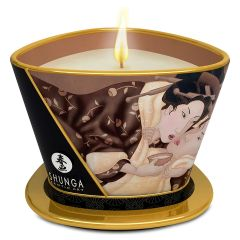 Shunga Massage Kaars Chocolate