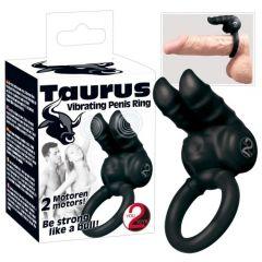 Taurus Cockring - Zwart