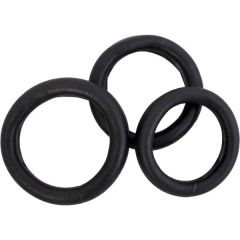 665 Leather - Thin Neoprene Cockring