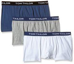 Tom Tailor Multipack Boxershorts Melange