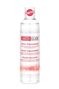Waterglide Strawberry Glijmiddel 300ml